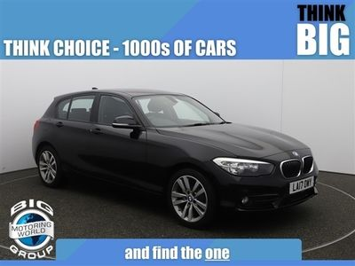 used BMW 116 1 Series D SPORT for sale | Big Motoring World