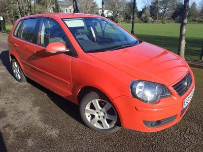used VW Polo 1.4 Match 5dr