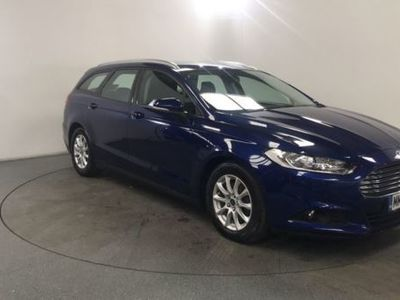 used Ford Mondeo 2.0 STYLE ECONETIC TDCI 5d 148 BHP