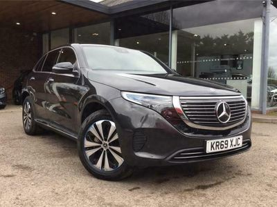 used Mercedes EQC400 Eqc Estate400 300kW Sport 80kWh 5dr Auto