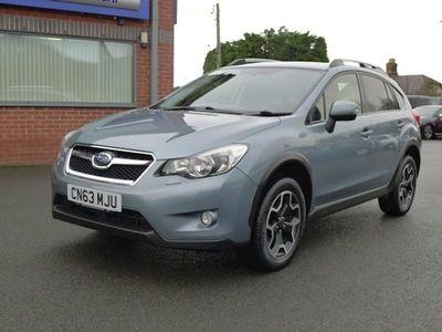 used Subaru XV 2.0D Se Lux Premium 5Dr