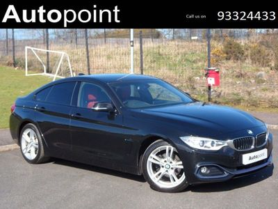 used BMW 418 Gran Coupé 4 Series Gran Coupe 2.0 d Sport (s/s) 5dr