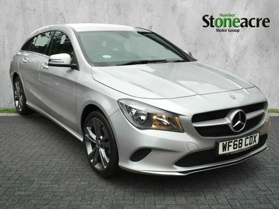 used Mercedes CLA180 Shooting Brake CLA CLA 180 SPORT 1.6 Sport 5dr Petrol (s/s) (122 ps)