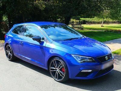 used Seat Leon 2.0 TSI Cupra 300 Sport Coupe (s/s) 3dr