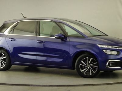 used Citroën C4 1.5 BlueHDi Feel (s/s) 5dr