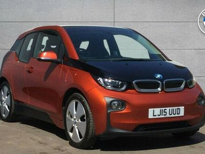 used BMW i3 60Ah with Range Extender