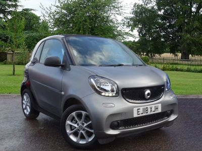 used Smart ForTwo Coupé PASSION 1.0 2dr