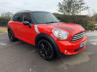 used Mini Cooper D Countryman 2.0 (Pepper) ALL4 5dr