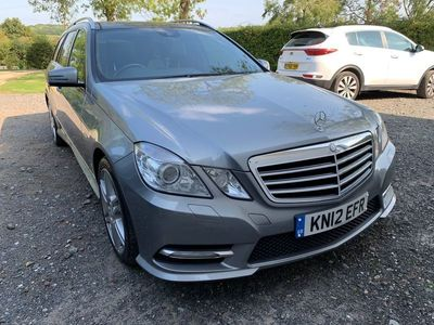 used Mercedes E350 E Class 3.0CDI BlueEFFICIENCY Sport G-Tronic 5dr