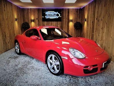 used Porsche Cayman 2.7 24V 2d 242 BHP