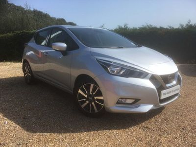 used Nissan Micra 0.9 IG-T Acenta Limited Edition (s/s) 5dr