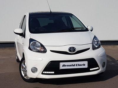 used Toyota Aygo 1.0 Vvt-I Mode 5Dr