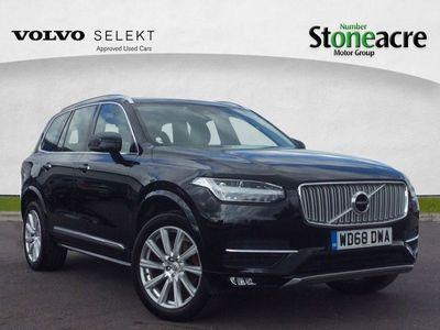 used Volvo XC90 2.0 T5 Inscription SUV 5dr Petrol Auto 4WD (s/s) (250 ps)