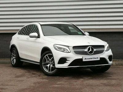used Mercedes GLC350 GLC Coupé4Matic AMG Line Premium 5dr 9G-Tronic