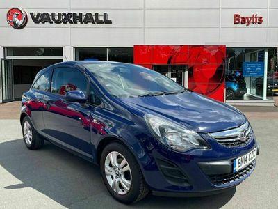 used Vauxhall Corsa 1.4 Design 3dr [AC] hatchback 2014