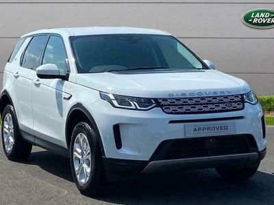 used Land Rover Discovery Sport 2.0 D200 S 5Dr Auto
