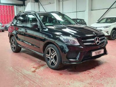 used Mercedes GLE250 Gle-Class 2.1D 4MATIC AMG LINE 5d AUTO 201 BHP