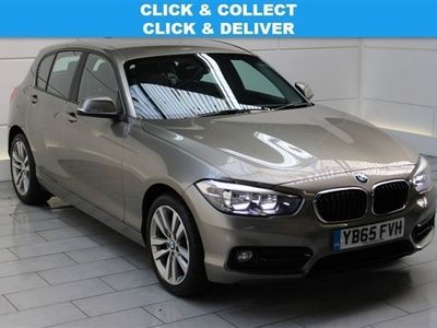used BMW 116 1 SERIES 1.5 d Sport (start/stop)[SAT NAV] 5dr