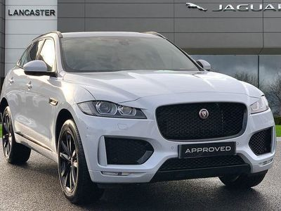 used Jaguar F-Pace CHEQUERED FLAG AWD