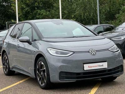 used VW ID3 150kW Family Pro Performance 58kWh 5dr Auto