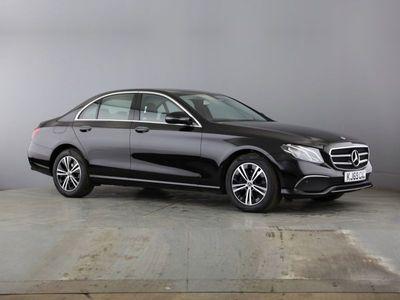 used Mercedes E220 E-ClassSE 4dr 9G-Tronic