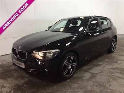 used BMW 120 1 Series 2.0 D SPORT 5d 181 BHP