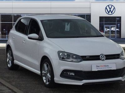 used VW Polo 2014 Mansfield 1.2 TSI 105 R Line 5dr Petrol Hatchback