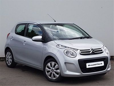 used Citroën C1 1.2 PureTech Feel 5dr