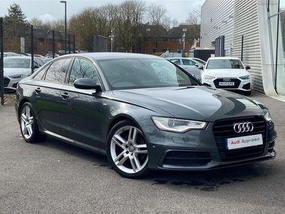 used Audi A6 2013 Swindon 2.0 TDI S Line 4dr Multitronic