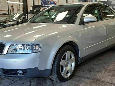 used Audi A4 2.0 SE 4dr