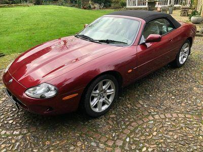 used Jaguar XK8 4.0 2dr