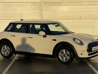 used Mini ONE Hatch 1.25dr [Pepper Pack]