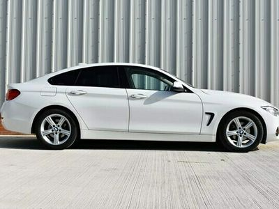 used BMW 418 4-Series Gran Coupe(150bhp) SE (Business Media) 5d Auto