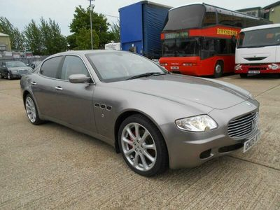 used Maserati Quattroporte V8 4dr DuoSelect VERY LOW MILEAGE, ONLY 2 OWNERS, FSH