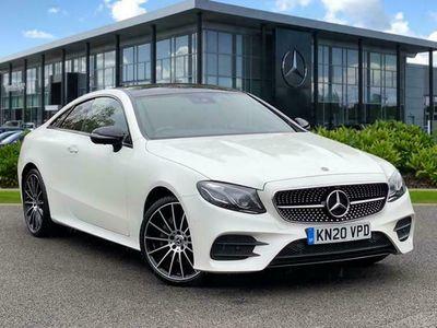 used Mercedes E300 E ClassAmg Line Night Ed Premium + 2Dr 9G-Tronic
