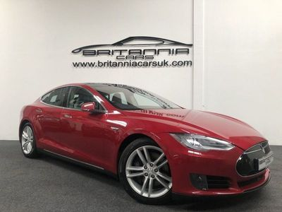 used Tesla Model S 85D 5DR AUTOMATIC