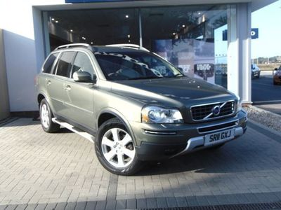 used Volvo XC90 2.4 D5 [200] SE Lux Premium 5dr Geartronic