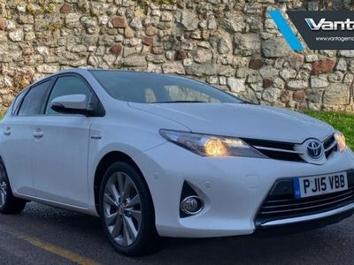 used Toyota Auris Hybrid 1.8 VVT-i HSD Excel 5-Dr