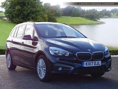 used BMW 218 Gran Tourer 2 Series Gran Tourer 1.5 i Luxury (s/s) 5dr