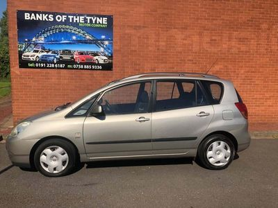 used Toyota Corolla Verso 1.6 VVT-i T2 5dr