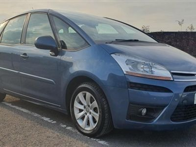 used Citroën C4 Picasso 1.6HDi 16V VTR Plus 5dr EGS [5 Seat]