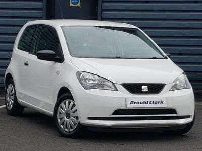 used Seat Mii 1.0 S 3dr