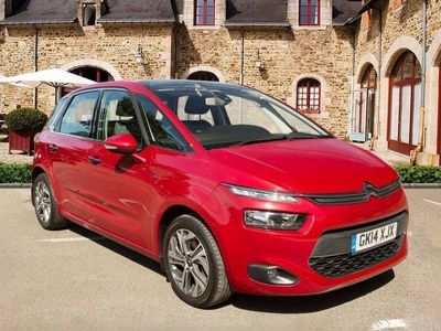 used Citroën C4 Picasso 1.6 e-HDi 115 Airdream Exclusive 5dr ETG6