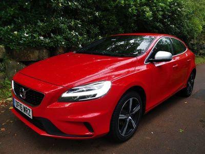 used Volvo V40 2.0 D2 R-Design (s/s) 5dr
