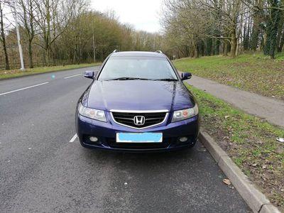 used Honda Accord 2.0 i-VTEC Executive Tourer 5dr