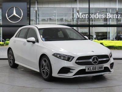 used Mercedes A180 A-ClassAmg Line Premium 5Dr Auto