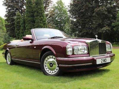 used Rolls Royce Corniche 6.8 2dr