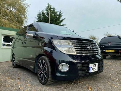 used Nissan Elgrand 3.5 Highway Star 5dr