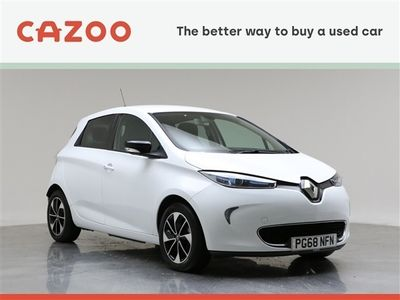 used Renault Zoe Dynamique Nav R110 Auto