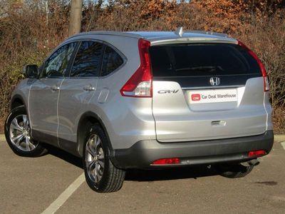 used Honda CR-V 1.6 i-DTEC SR 5dr (dab)